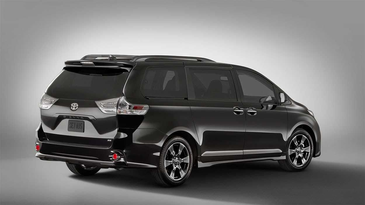 2018 Toyota Sienna Release Date >> Toyota Sienna 2018 2019 Restyled The Japanese Minivan