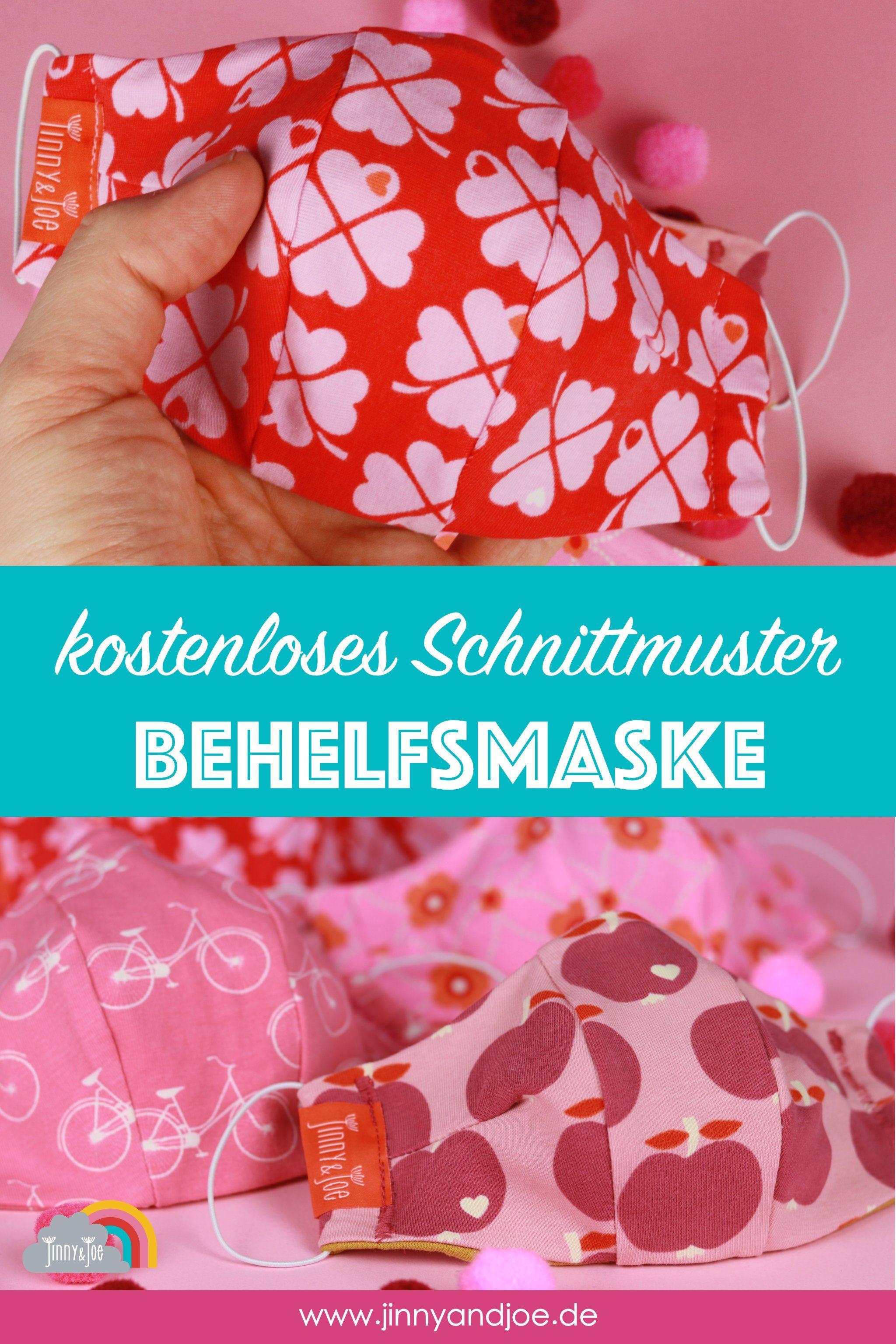 Photo of DIY Nähen – Behelfsmaske – einfach selber nähen