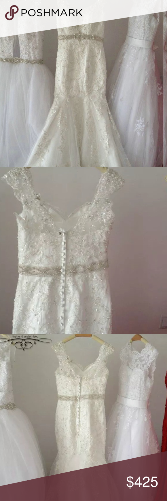 Custom made wedding dress  Custom Made Wedding Dress Make it Your Own Bonheur Bridal offers