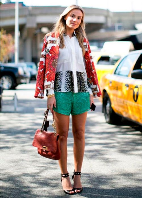 Cool Ways to Mix Prints and Patterns
