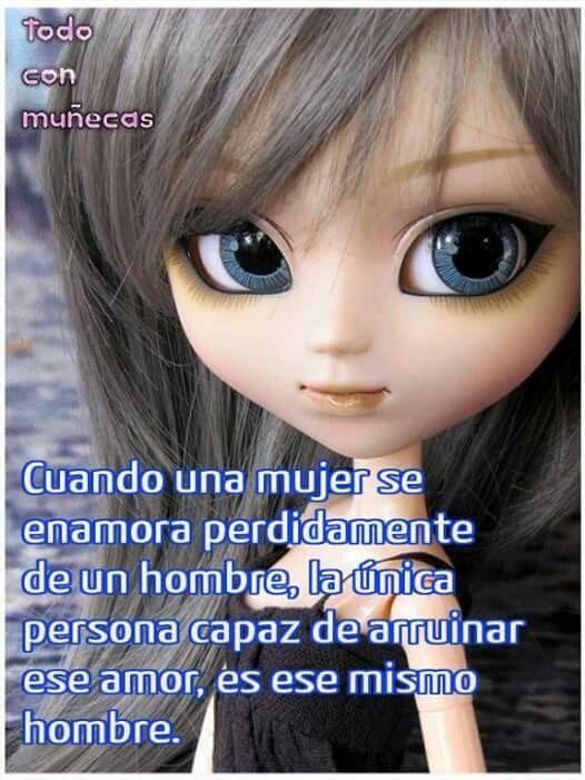 Todo Con Muñecas Amor Amistad Frases Frases De