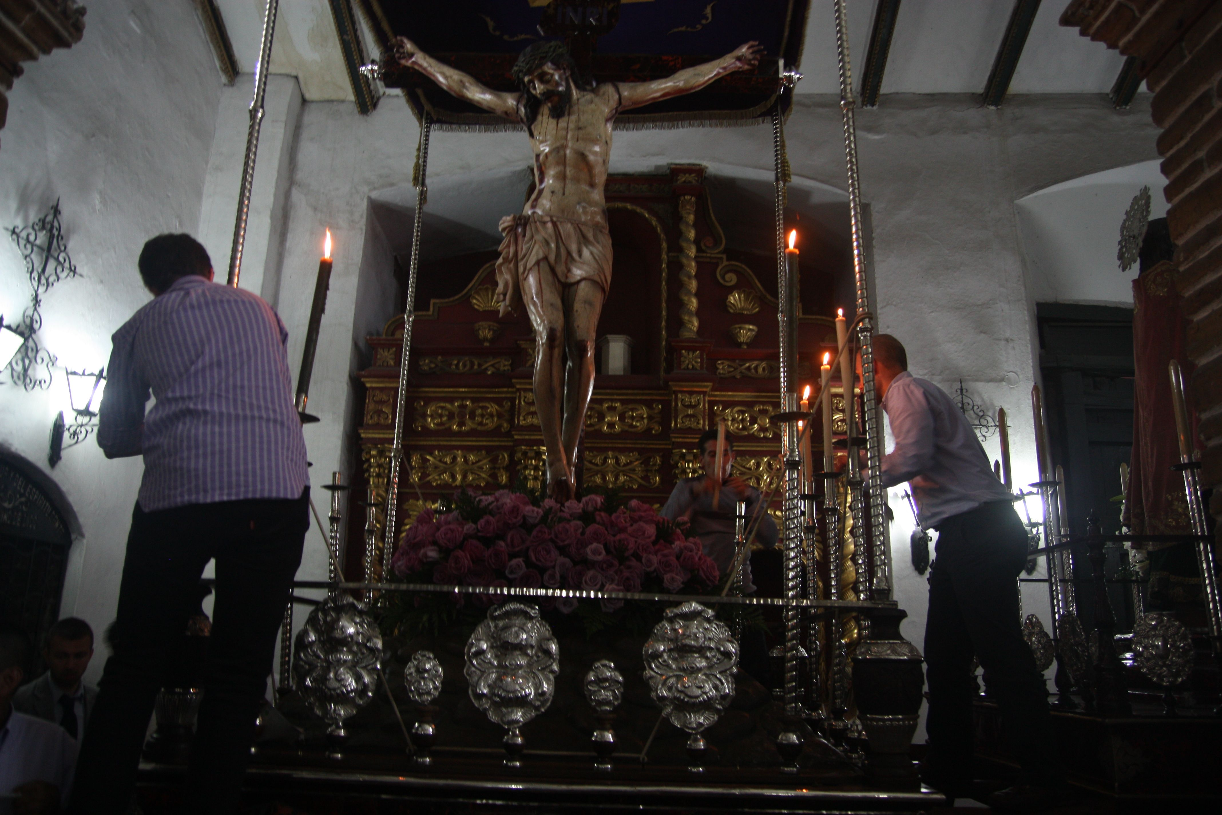 Holly week in Popayan. Really nice and rare celebrations centered in los pasos (religious images that go around the city)