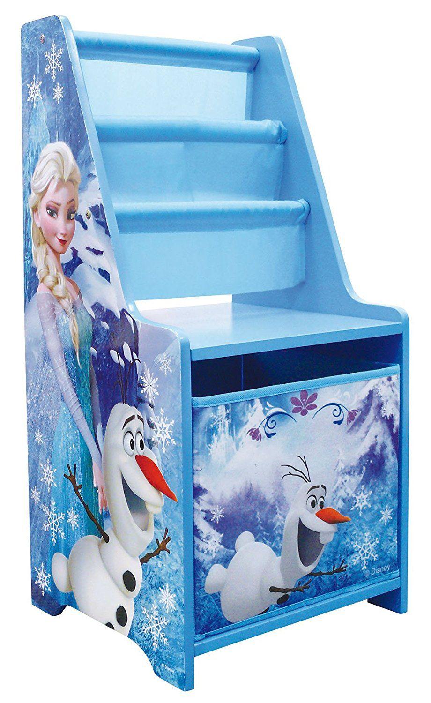 Frozen kinderzimmer frozen kinderzimmer disney eisk nigin nachttisch mit aufbewahrung f r - Kisten kinderzimmer ...