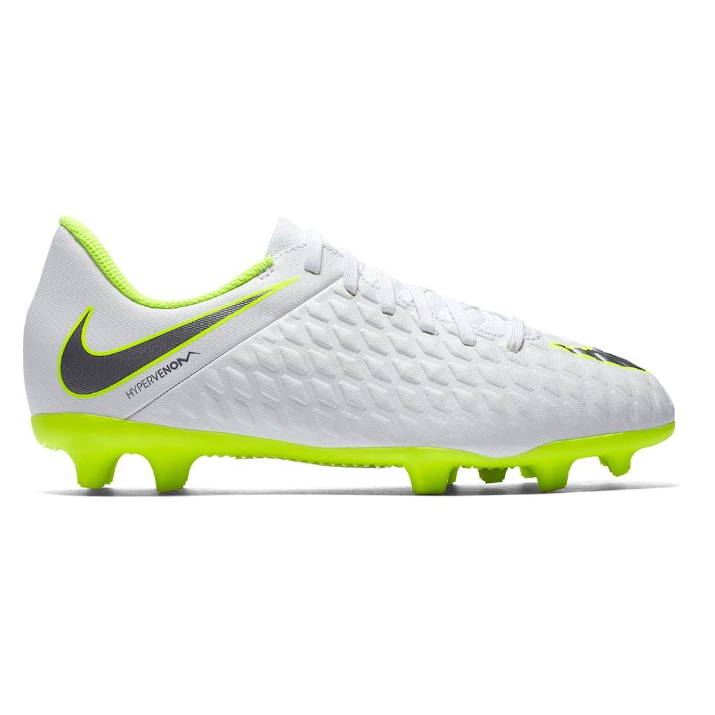 d790052465b3f Nike Hypervenom Jr Phantom 3 Club Kids' Firm Ground Soccer Cleats in ...