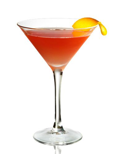 Coco Cosmo cocktail - A refreshing fruity medley twist on the classic ...