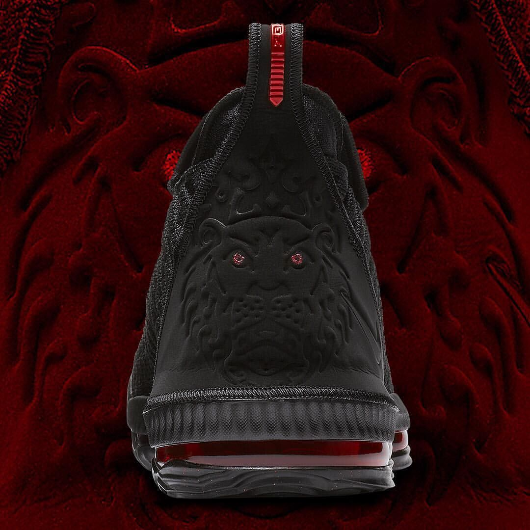 8d956aa01ff The heart of a lion. 🦁 The  Nike LeBron 16  Fresh Bred  arrives on 9 20.   Nike  LeBron  kingjames