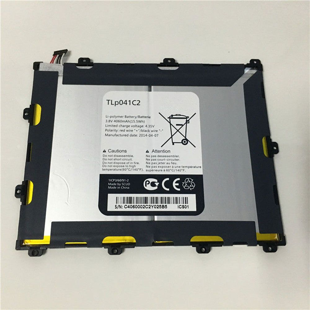 for Alcatel One Touch Pop 8 TLp041C2 battery Alcatel P320A