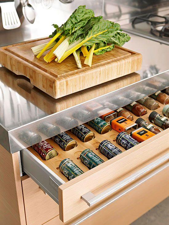 DIY Kitchen Organization on Pinterest   Kitchen ...