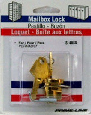 Lock Mailbox Permabilt Misc By Prime Line Products 5 36