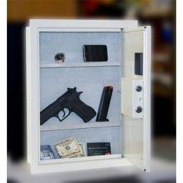 In Wall Gun Safe Between Studs