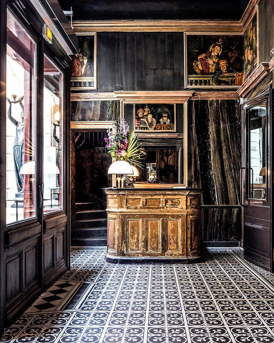 Luxury Fine Home Interior: Hotel Les Bains By Vincent Bastie, Tristan Auer Y Denis