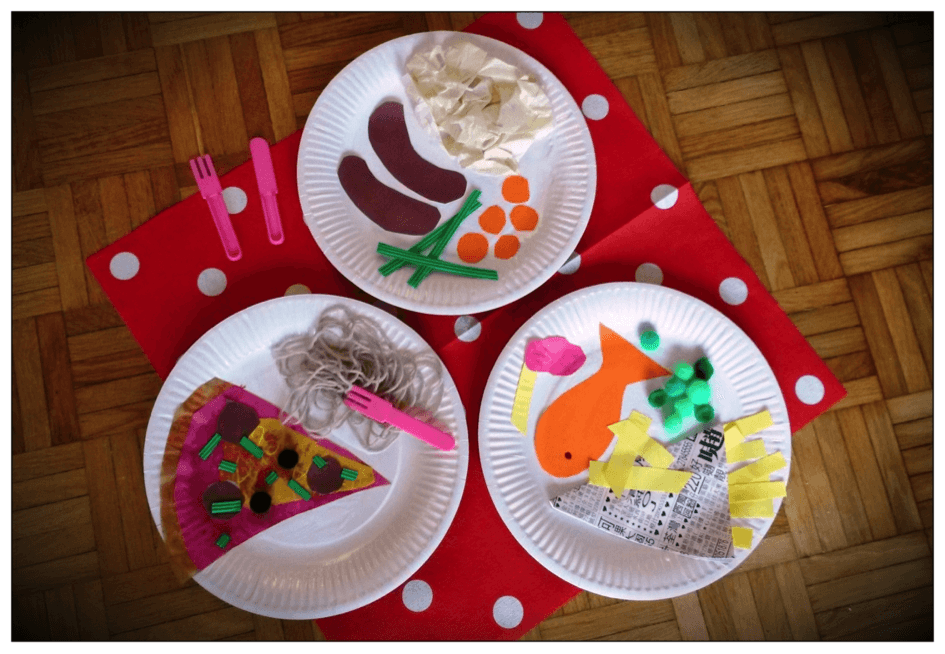 Art And Craft For Kids With Paper Plates Ye Craft Ideas Various
