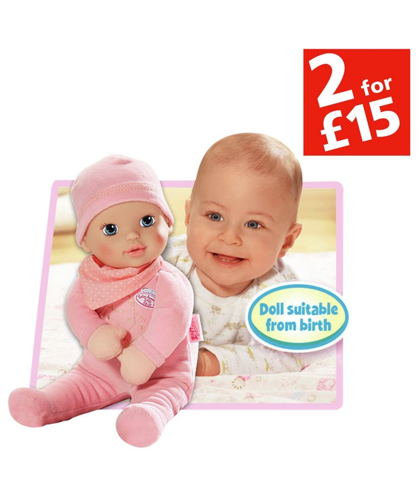 Buy Baby Annabell Sweetie for Babies Doll   2 for 15 ...