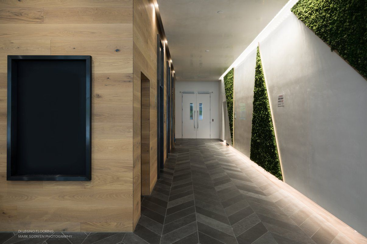 Wyndham Street Offices By Di Legno Flooring