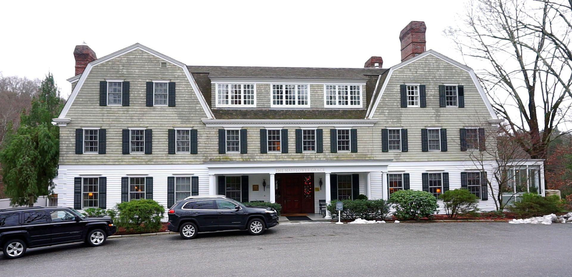 The Mayflower Grace Inn * Washington * CT * The inspiration for Gilmore Girls