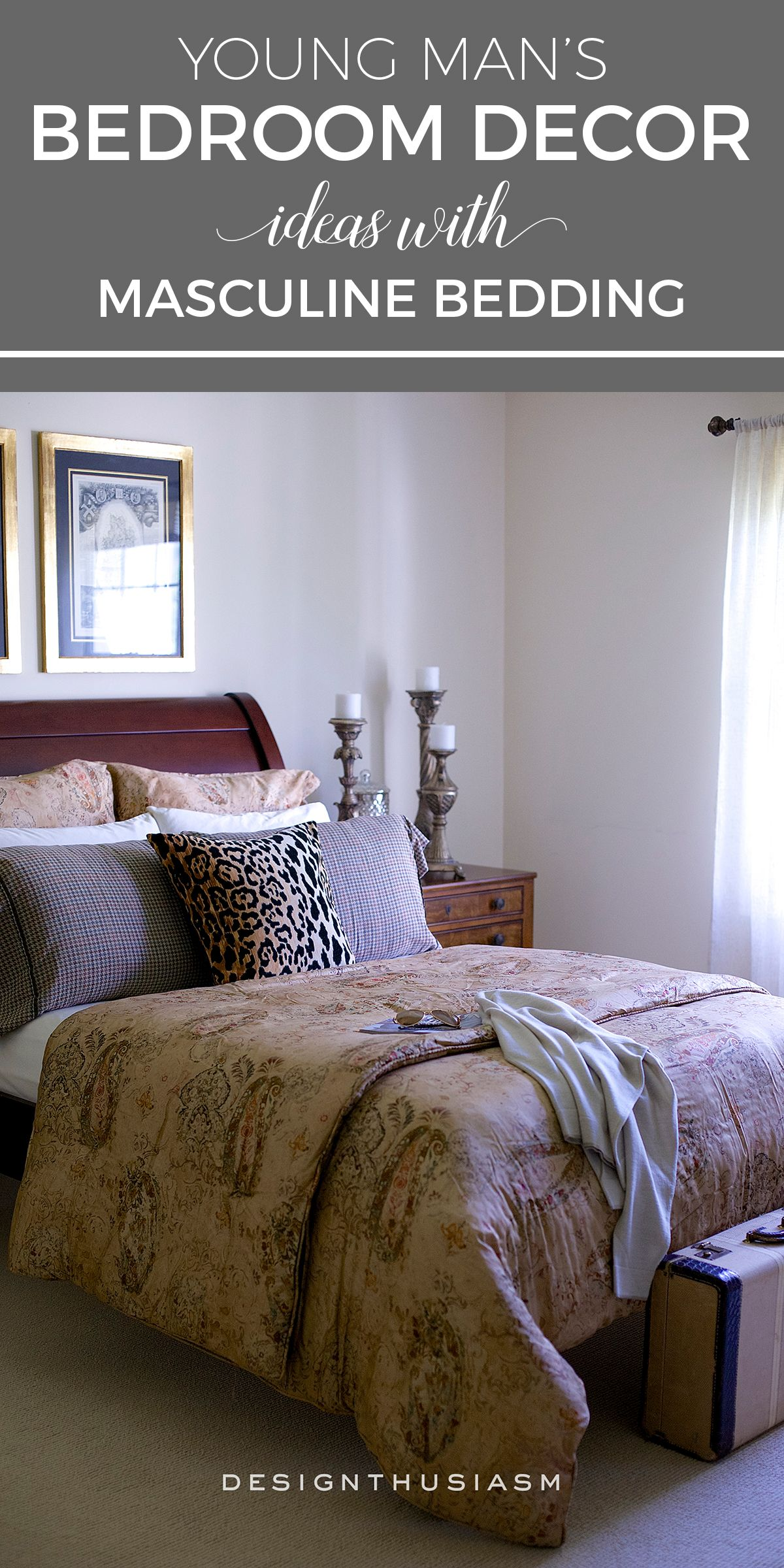 Young Man S Bedroom Looking For Decor Ideas A These Decorating