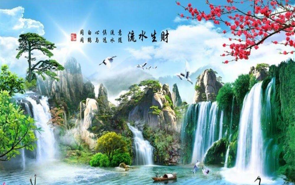 Baru 30 Contoh Wallpaper Pemandangan Wallpaper Custom Wallpaper 3d Wallpaper Dinding Pemandangan Alam Nature 3 Jual Lukis Di 2020 Pemandangan Lanskap Dinding Gambar