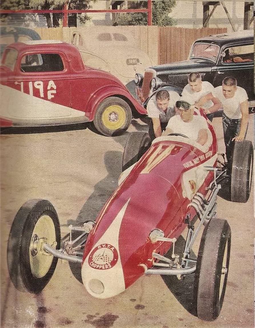 Vintage Drag Racing - Dragster | Vintage Drag Cars | Pinterest ...