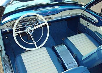 for falcon interior 1960 1963