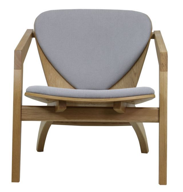 Replica Hans Wegner Butterfly Fabric Chair