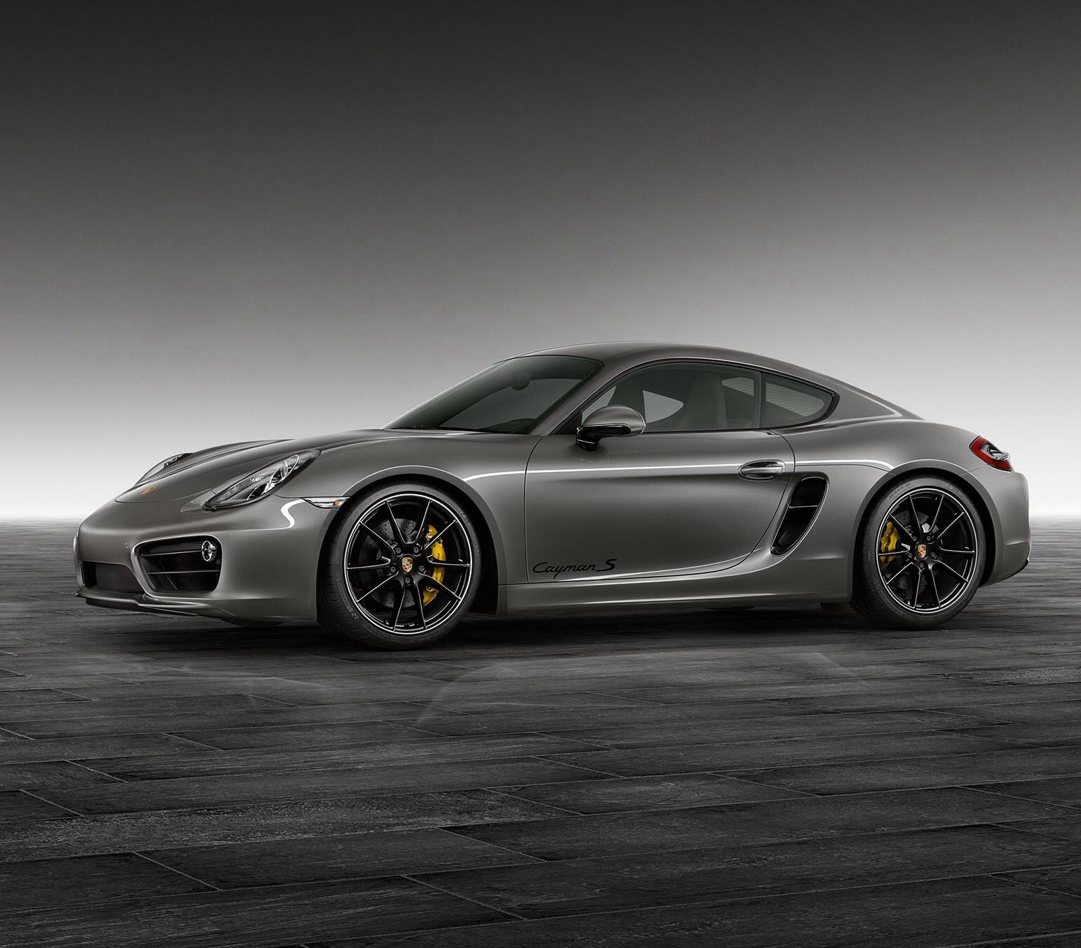 porsche exclusive cayman s agate grey metallic cars that go boom rh pinterest com