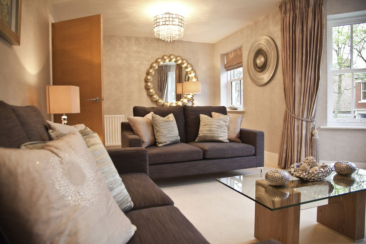 Bon Bellway Showhome | TRADITIONAL   MODERN | Pinterest | Future House, Living  Rooms And Interiors