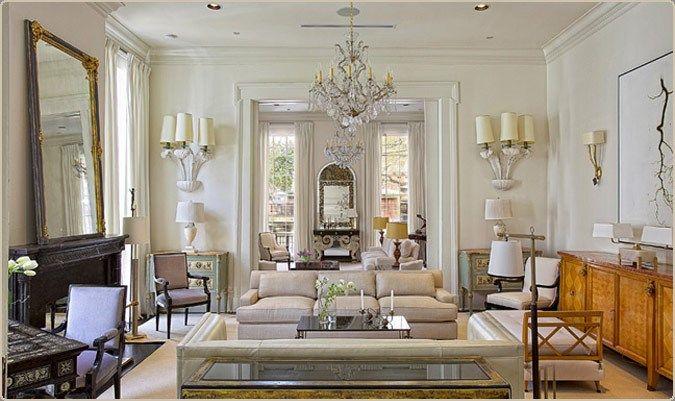 new orleans shotgun house interior design | 800 x 398 | 65 kB by ...
