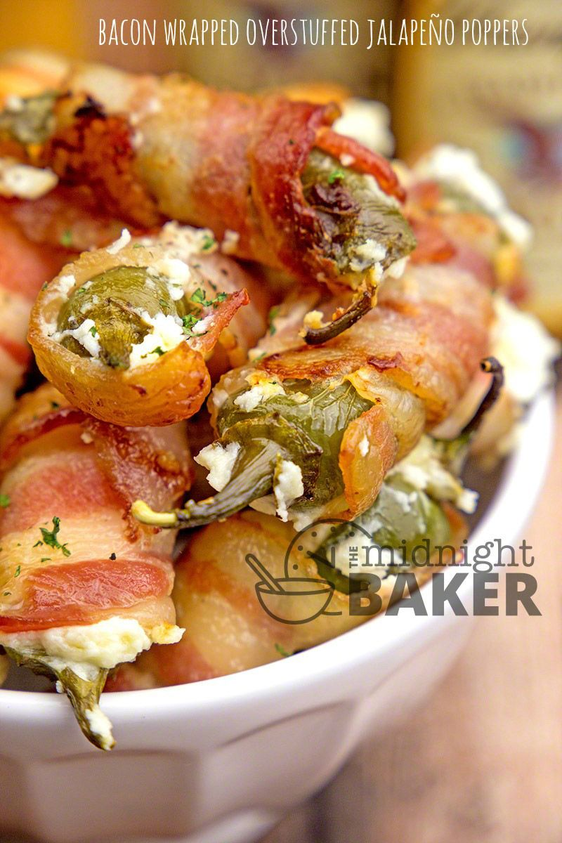 Whip up a peck of these pepper poppers for your next movie night! Perfect Party Food Jalapeño poppers are a perennial favorite party food. Just put a tray of these out and watch them disappear. There are countless ways to make this popular appetizer, but the basic ingredients in any variation is cream cheese and...Read More »