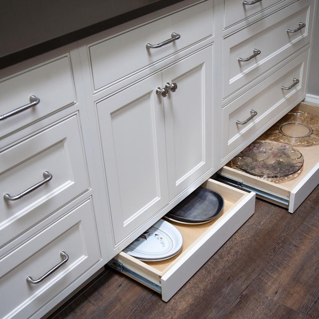 Reflections Interior Design On Instagram Love These Hidden Toe Kick Drawers Toe Kick Drawer Interior Design Interior