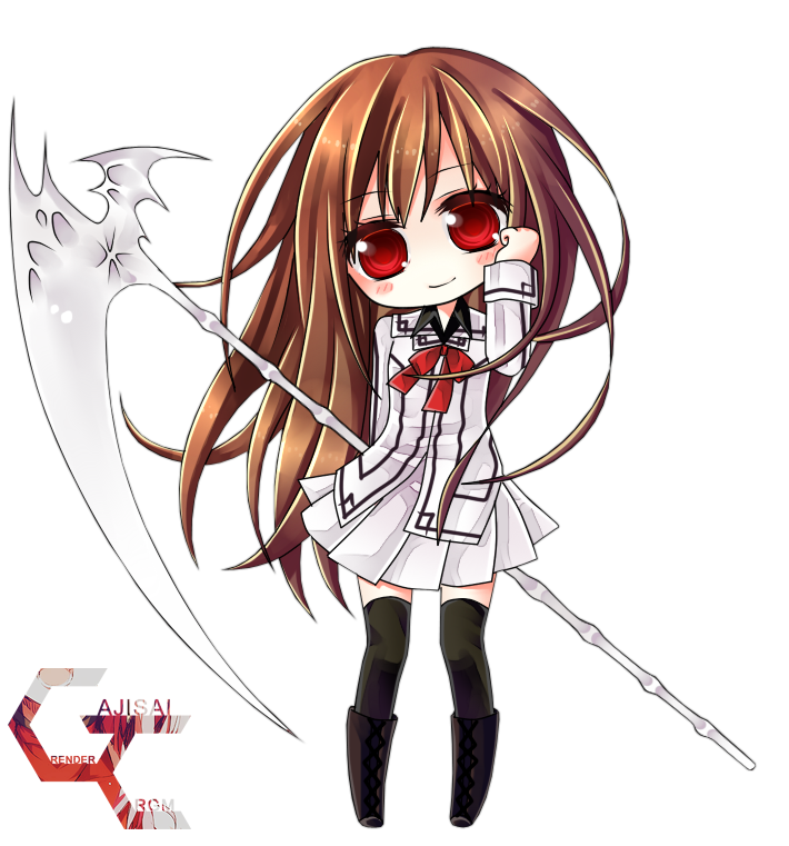 Yuuki, Vampire Knight (She may look innocent but she is a moron. She ...