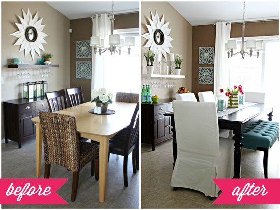 135 Our Dining Table Deets