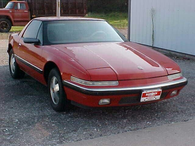 1988 buick reatta gm buick buick cars model rh pinterest com