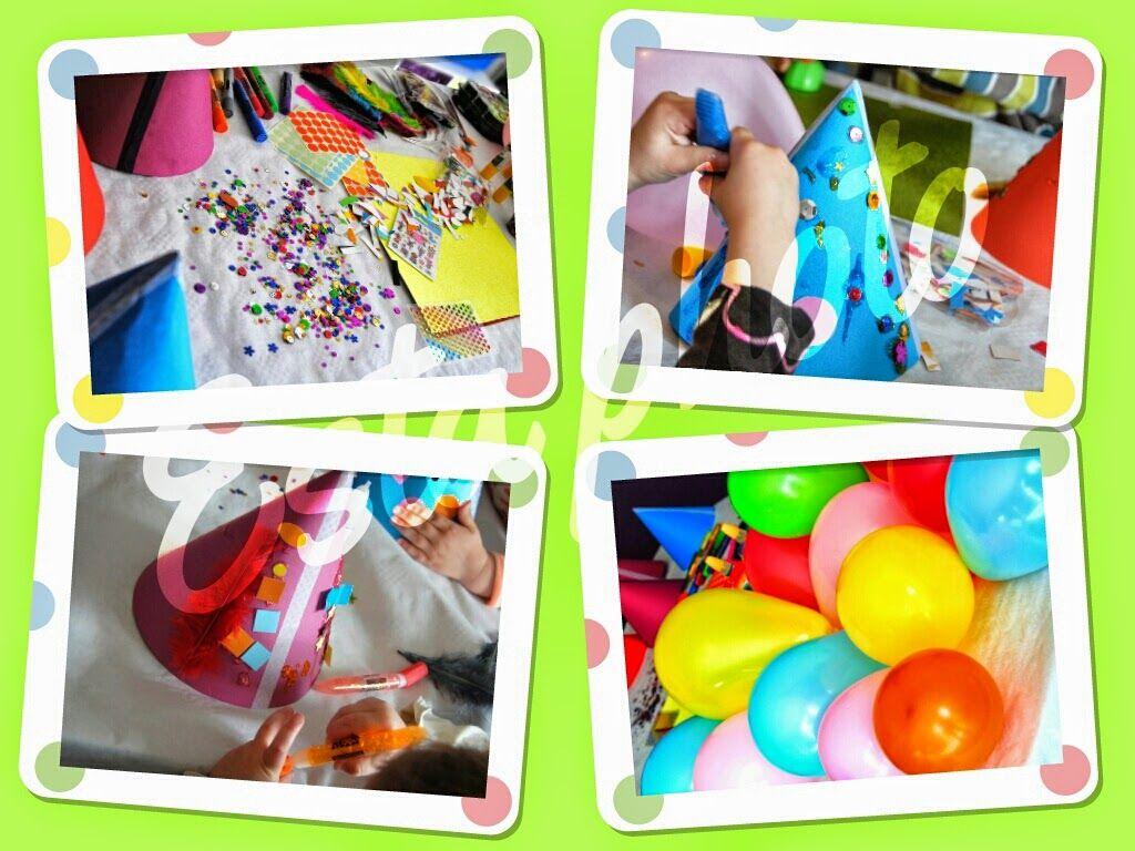 activité anniversaire cirque