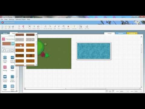Beautiful Garden Planner software