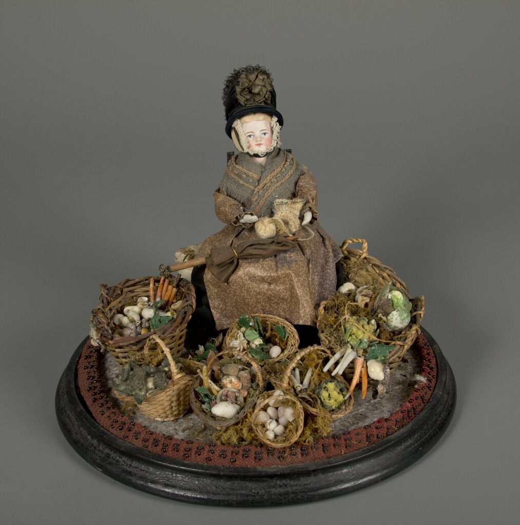 Peddler Dolldoll1870 1890 Peddler Dolls Dolls
