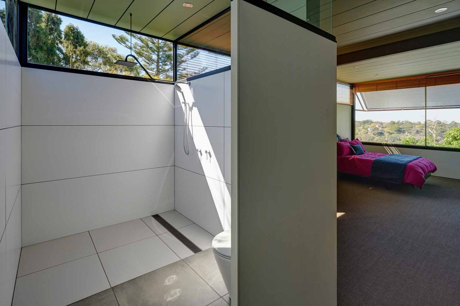 Fombertaux House 23 Karoo Ave East Lindfield NSW Modernist
