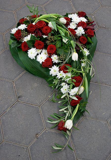 (Trauerfloristik) - #friedhofsblumen