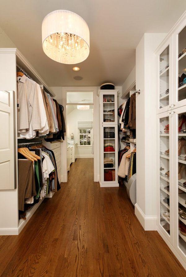 25 Interesting Design Ideas And Advantages Of Walk In Closets Walk In Closet Design Bedroom Organization Closet Dream Closet Design