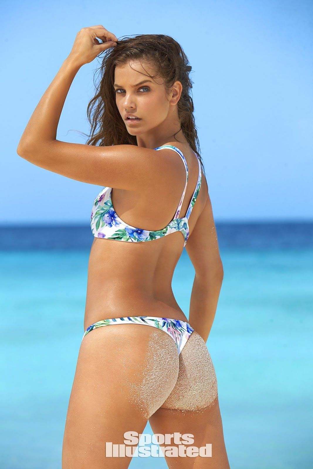 97317e1597 Barbara Palvin turns up the heat for Sports Illustrated Swimsuit ...