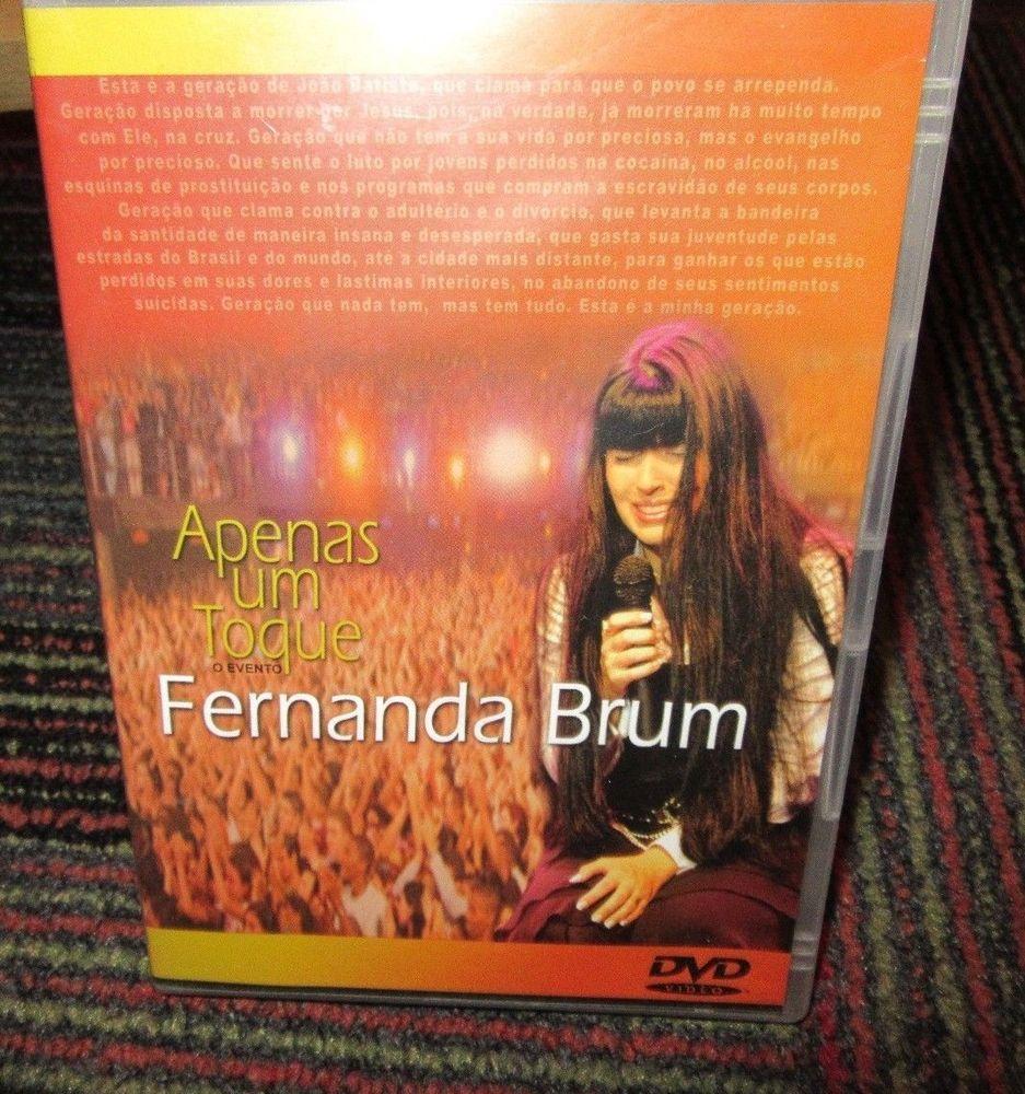 FERNANDA BRUM GRATIS TOQUE UM MUSICA BAIXAR APENAS