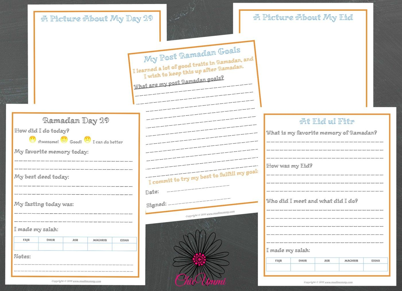 photo journal sample