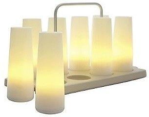 Candela Glow 8 Rechargeable Lights  sc 1 st  Pinterest & Candela Glow 8 Rechargeable Lights | Home Type Stuff | Pinterest ... azcodes.com