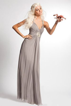 khaleesi from game of thrones rental halloween costume from rent ...