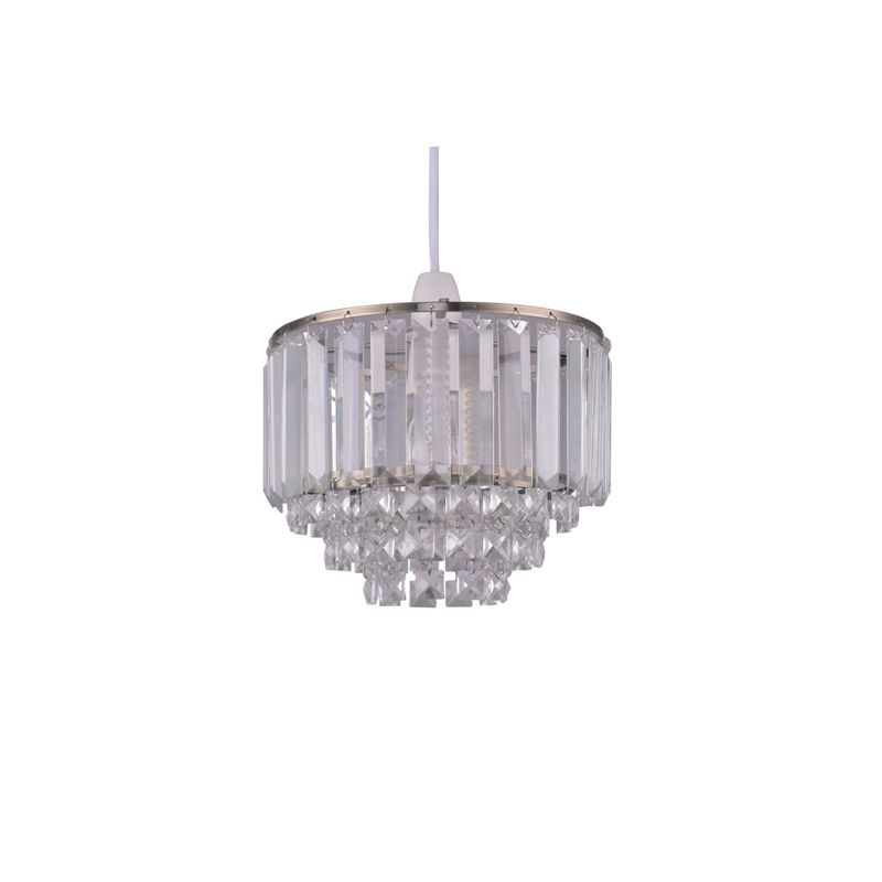 new style a6903 ffcf5 Find Belle Glass Light Pendant at Homebase. Visit your local ...