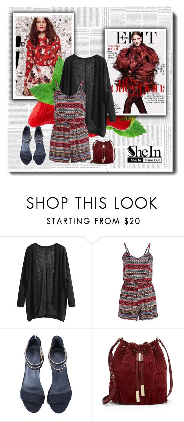 """""""Shein contest"""" by lidija-lix ❤ liked on Polyvore featuring Vince Camuto"""