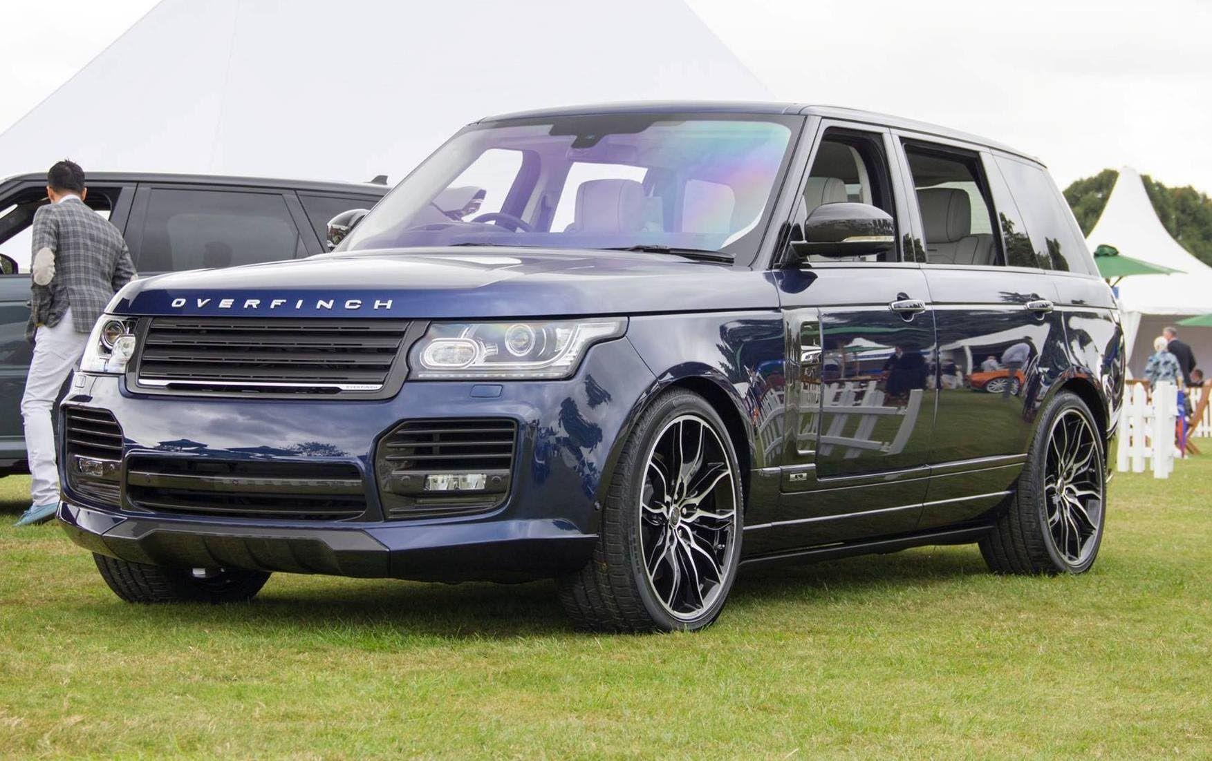 2016 Overfinch Range Rover Lwb Range Rover Supercharged Range Rover Lwb Range Rover