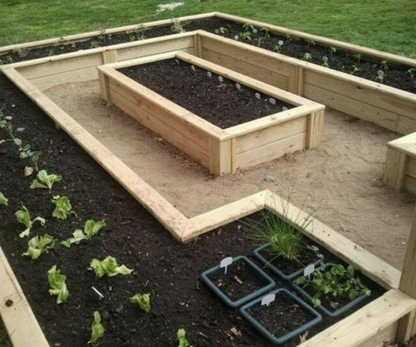 Raised Garden Beds Projects Bed
