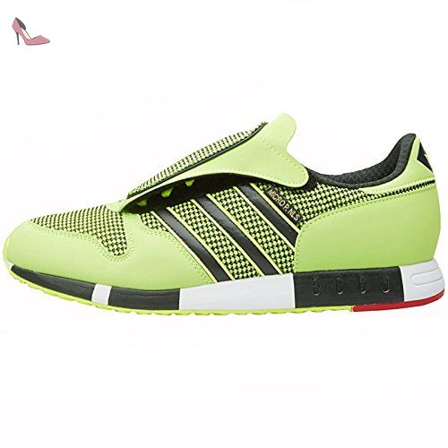Adidas Micropacer OG, solar yellow/jungle ink/tomato, 11,5 -