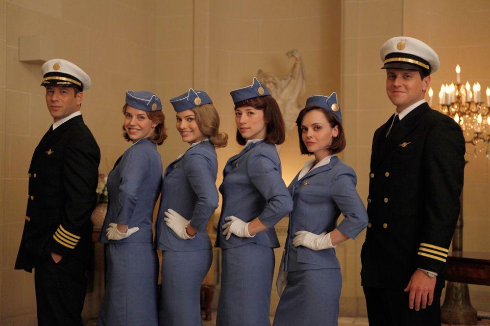 Pan Am Crew Pan Am Pan Am Stewardess Margot Robbie Pan Am