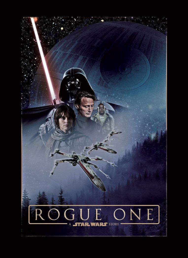 rogue one: a star wars story by dan-zhbanov on deviantart | star